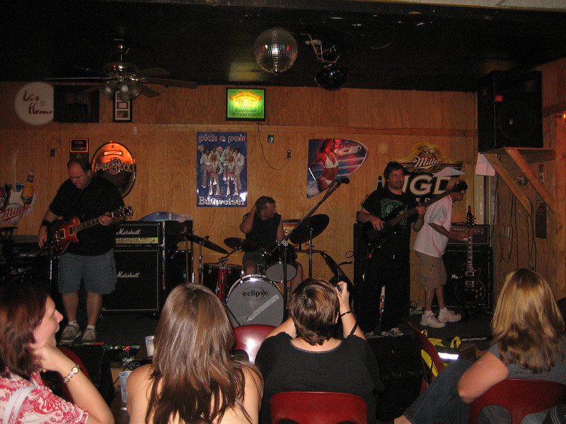 Boojum - First Gig - Lisapalooza 2008 - 07-26-2008 - Louisville, KY