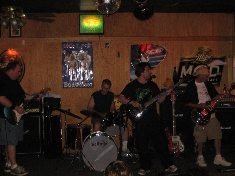 Boojum - First Gig - Lisapalooza 2008 - 07-26-2008 - Louisville, KY
