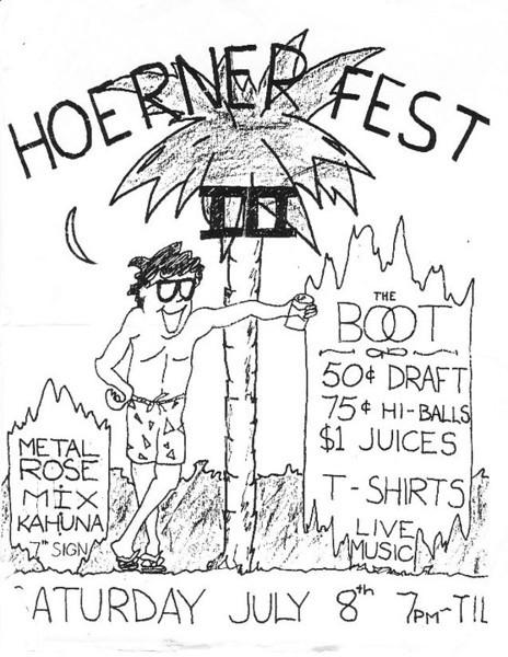 Hoerner Fest III Flyer