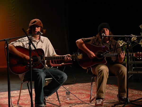 SLVHS Acoustic Show April 2007