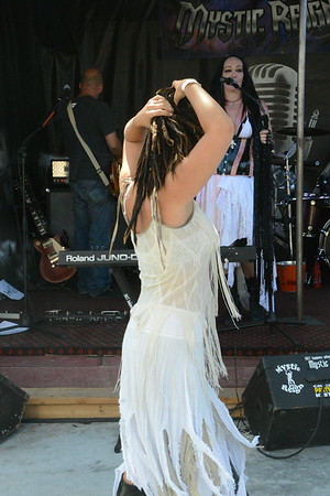 Gypsy's Birthday, Part 4, Mercy Dances, 1 June 2014