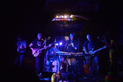 Mystic Reign at Goodfella's 22 March 2014