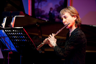 "Tessa Brinckman performs ""Three Movements for Flute"" by David Cortello"