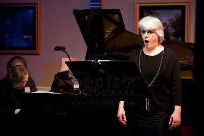 "Irene Weldon and Christopher Schindler perform ""Ghost Songs"" by Alden Jenks"