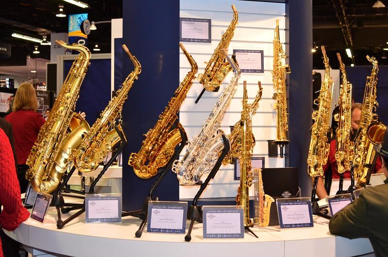 More Sax