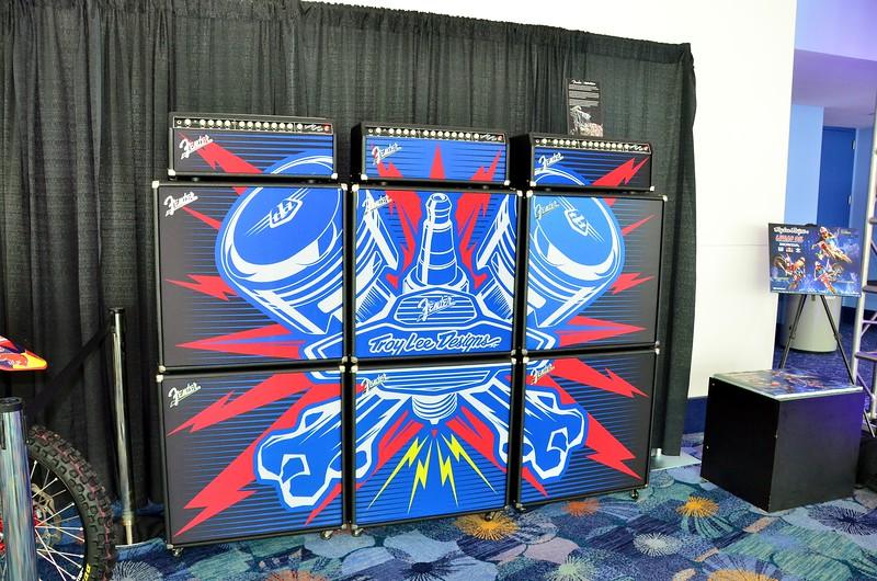Fender Custom Stack