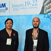Pacific Records artists Jimmy and Enrique