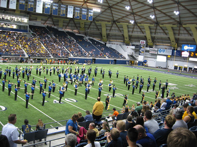 NAU Lumberjack Marching Band