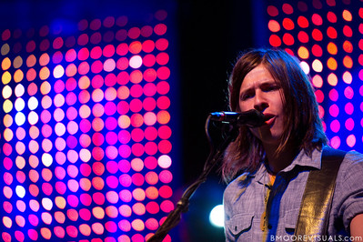NEEDTOBREATHE perform on March 11, 2010 at State Theatre in St. Petersburg, Florida