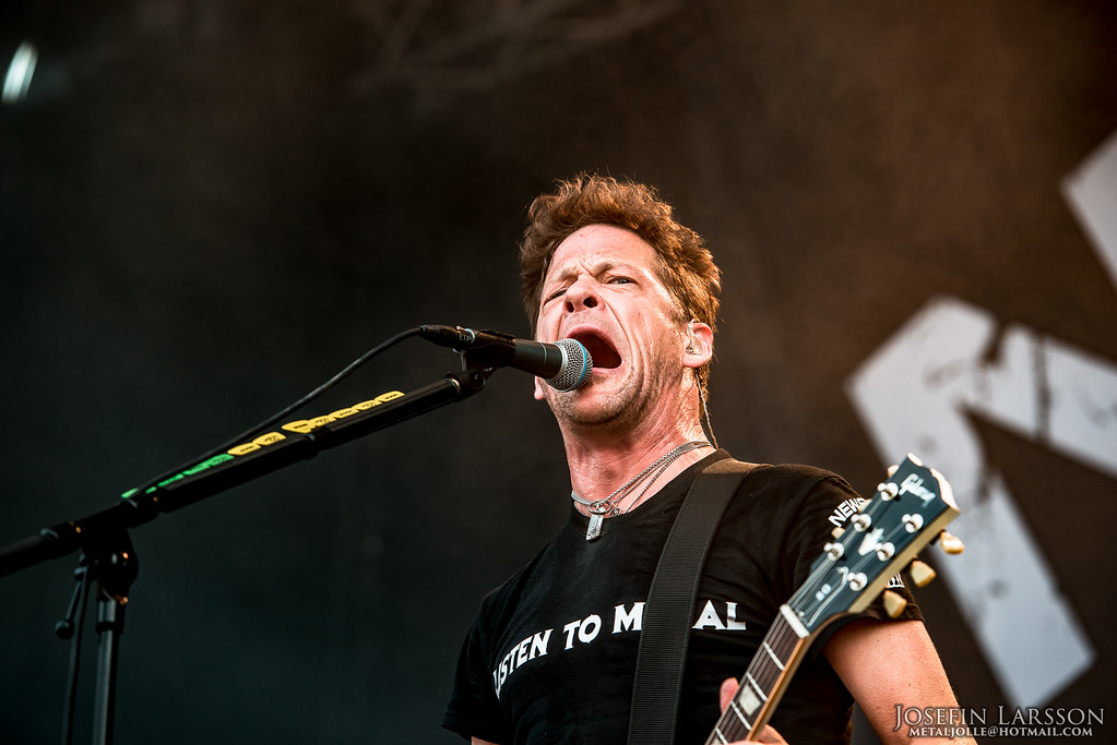 NEWSTED - Copenhell 2013