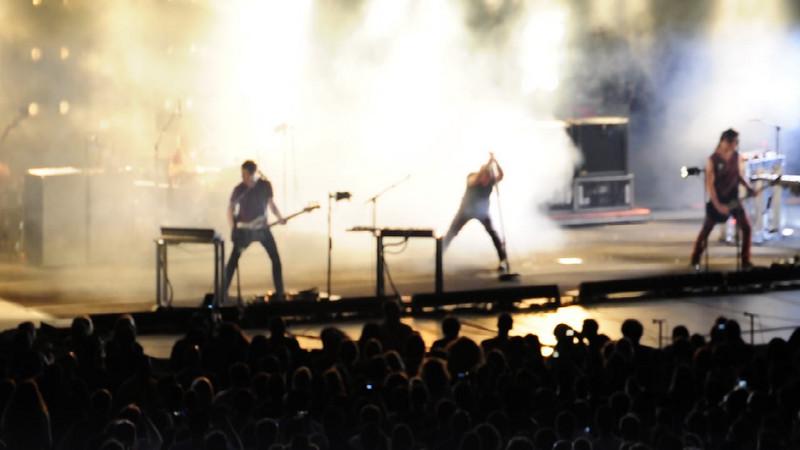 Nine Inch Nails - PNC Bank Center - Holmdel NJ