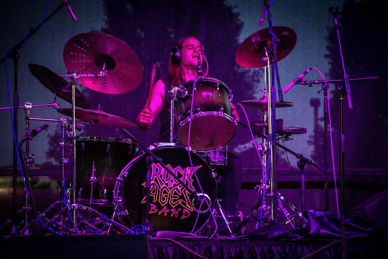 Rock of Ages Band Dan Prestup 1