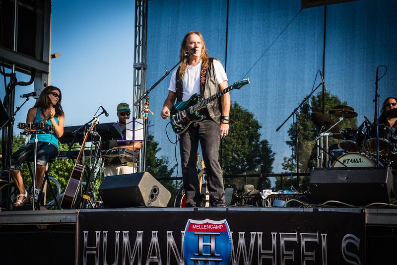 Human Wheels 2