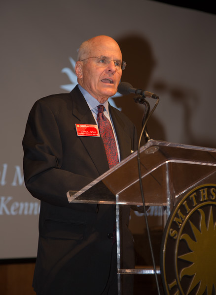 John L. Gray, Director of the National Museum of American History