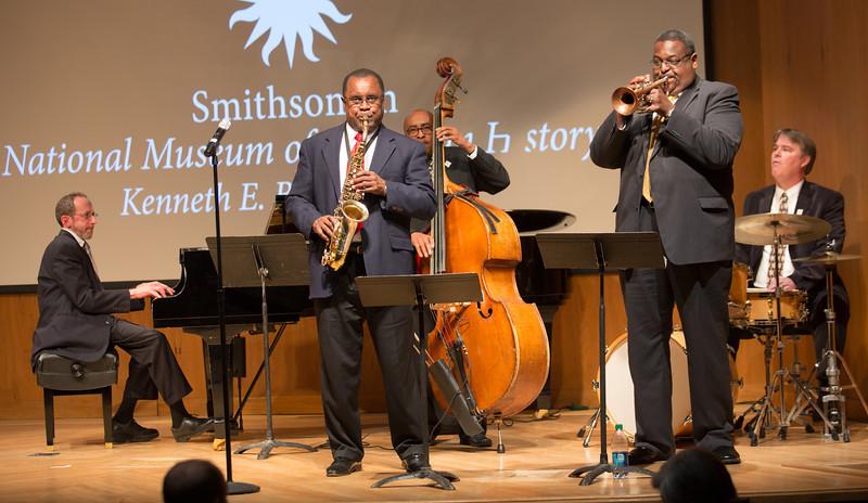 Smithsonian Jazz Masterworks Quintet