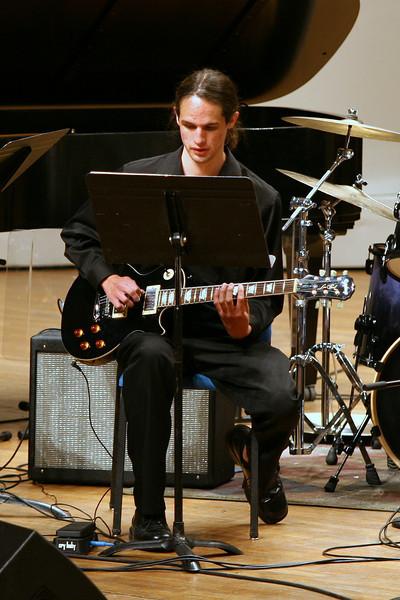 NMSU Jazz April 09