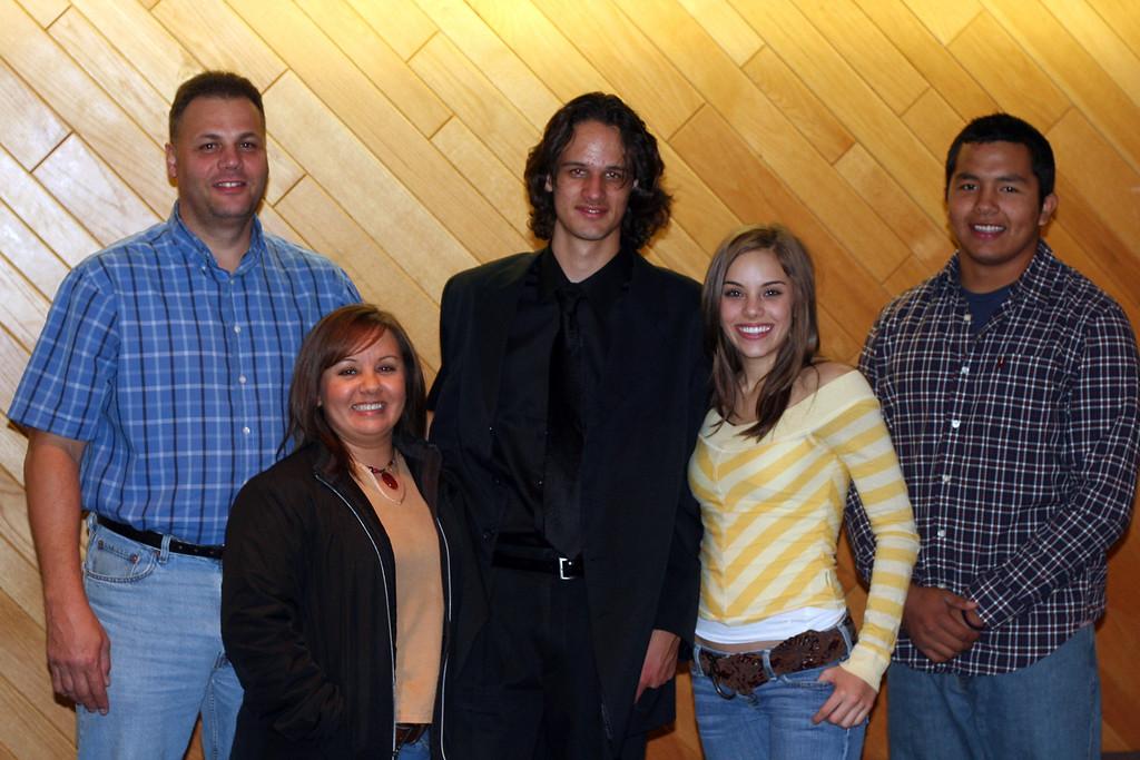 NMSU Jazz II November 2007