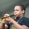 Robin Barnes Band - Congo Square Stage