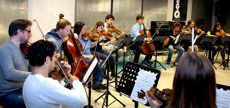 NSKA 4 string quartets in Van Bree
