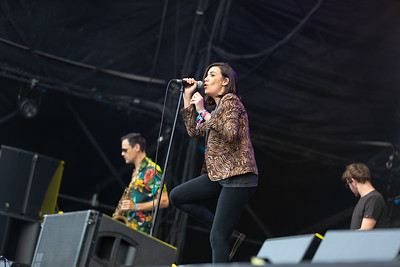 bluedot Music Festival, Jodrell Bank Observatory, 21 July 2018