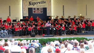 NMB July 4, 2013. From Glenn Miller to Sousa