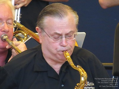 NMBB Jazz Band Concert Night 2 July 9 2015