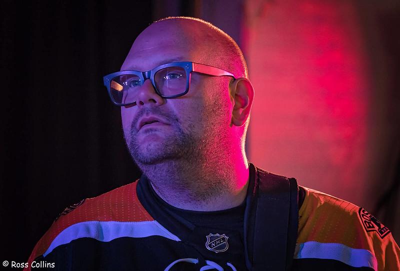 Nathan Beretta at the Newport Bowls Club, 7 July 2019