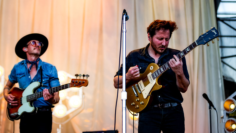 June 1, 2018, Nathaniel Rateliff & The Night Sweats at the Farm Bureau Insurance Lawn at White River State Park. Photo shot by Tony Vasquez.