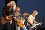 8/11/2008 REO Speedwagon at Regency Furniture Stadium : Over 4,000 fans rocked to the sounds of REO Speedwagon during the first-ever concert at Regency Furniture Stadium.