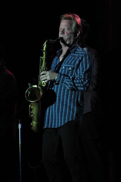 Johnny Colla (Sax, guitar, vocals)