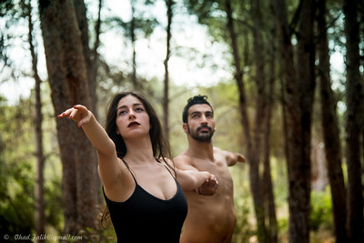 Dancers in Nature