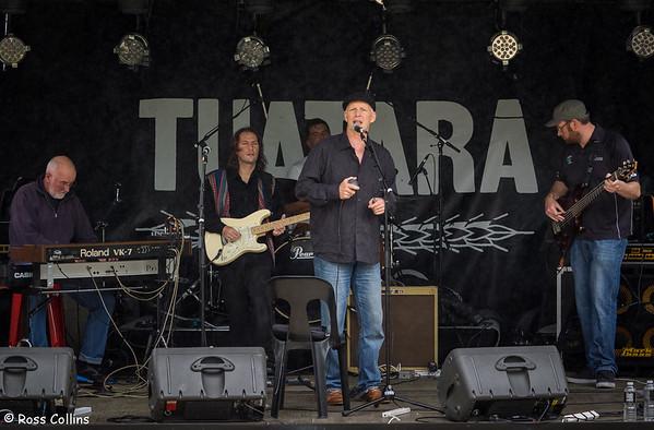 Neil Billington and the Jellyroll Kings, Cuba Dupa, Wellington, 28 March 2015