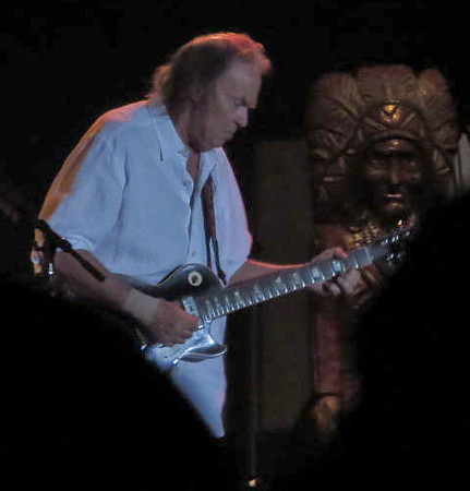 Neil Young & Crazy Horse Harvey's South Lake Tahoe 8/9/12