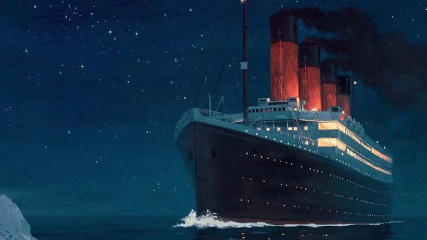 tinker toy titanic