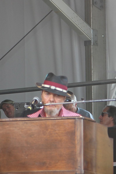 Big Chief Monk Boudreaux Voices of the Wetlands All Stars at Jazz Fest 2012<br /> Dr. John