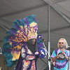 Big Chief Monk Boudreaux Voices of the Wetlands All Stars at Jazz Fest 2012