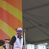 Big Chief Monk Boudreaux Voices of the Wetlands All Stars at Jazz Fest 2012<br /> Cyril Neville