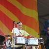 Big Chief Monk Boudreaux Voices of the Wetlands All Stars at Jazz Fest 2012<br /> Johnny Vidacovick