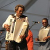 Buckwheat Zydeco at Jazz Fest 2012