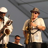 James Andrews and the Crescent City Allstars JazzFest 2012
