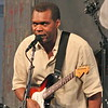 Robert Cray performs at the Blues Tent first weekend of NOLA Jazz Fest 2011