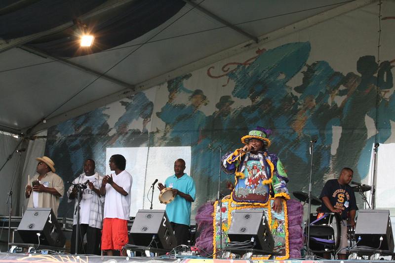 NOLA Jazz festival