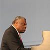 The Golden Striker Trio New Orleans Jazz Festival first weekend 2011  Mulgrew Miller