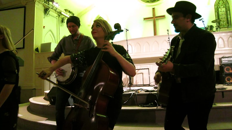 20181231 (2211) New Reveille at First Night Raleigh (Vintage Church) 7 of 7 {video clip by Dilip Barman}