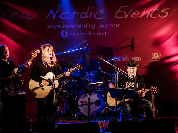 Monika Nordli and Steinar Albrigtsen