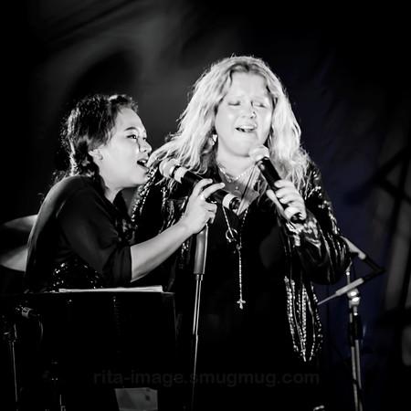 Anita Hegerland and Jowel Voc Voratid