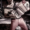 Odd Arne on the accordeon