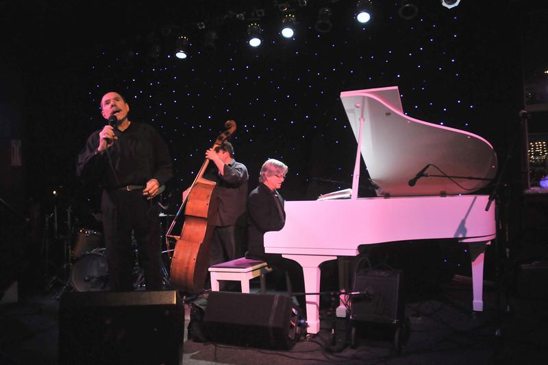 Giacomo Gates with Mac Chrupcala, piano
