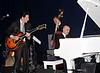 John Pizzarelli & Larry Fuller, piano