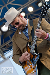 Chris Funk of The Decemberists